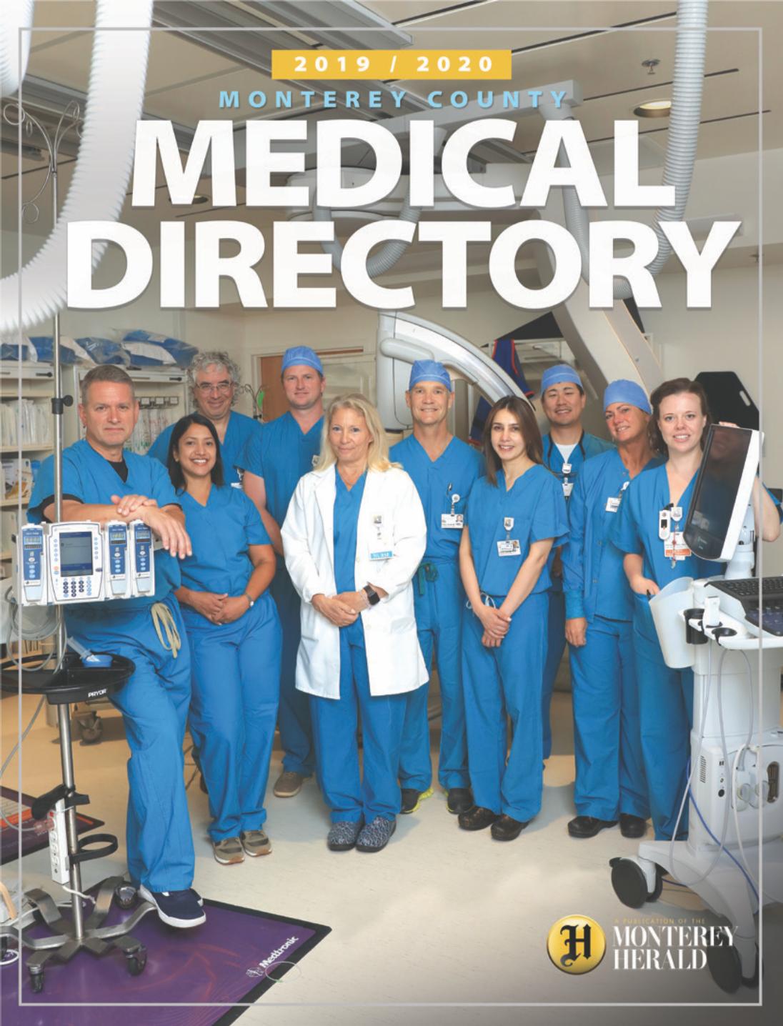 September 2019  Medical Directory