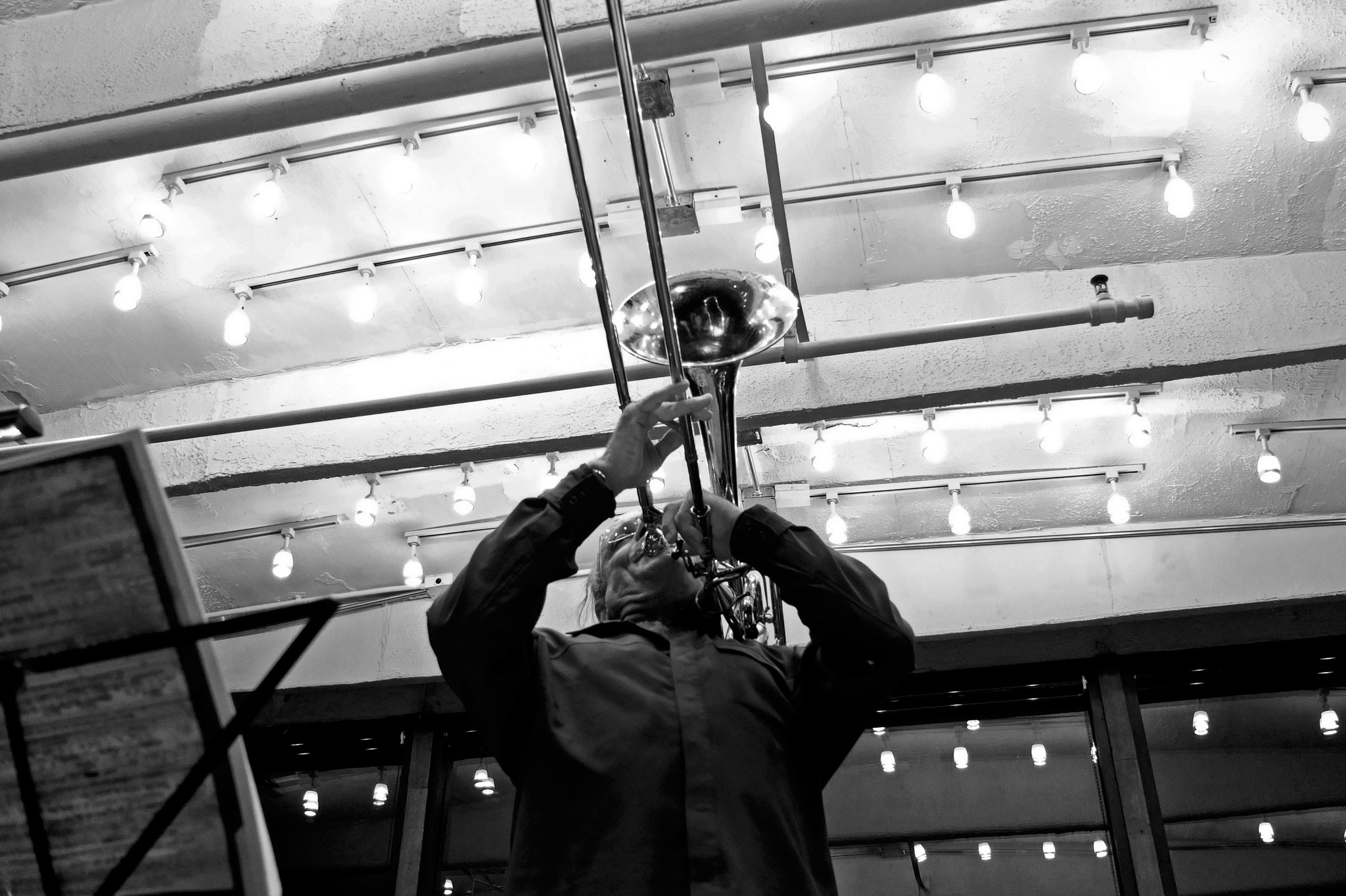 "The New York Times - ""In performance, the trombone dominated, drawing attention to Mr. Taylor's remarkable versatility…""— David Allen"