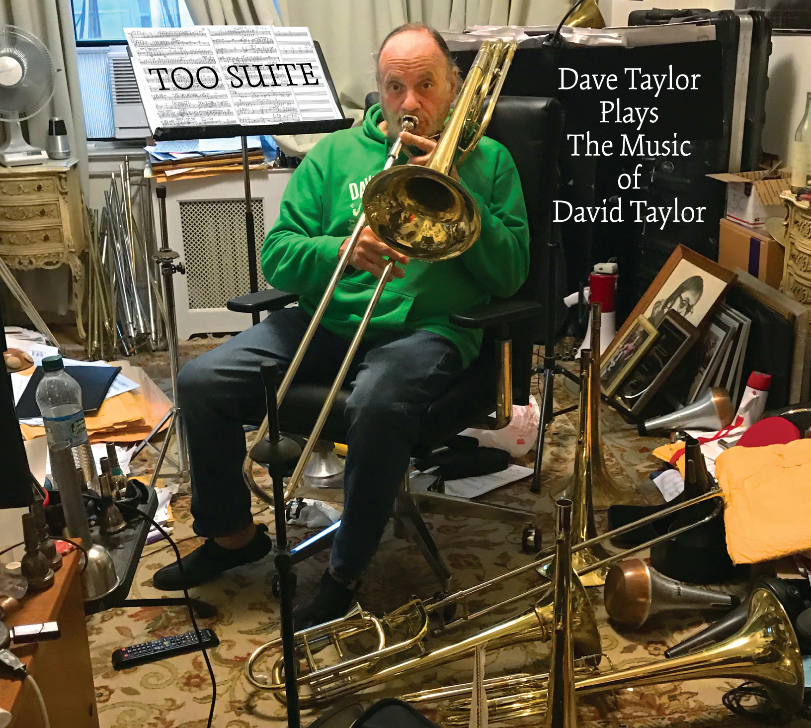 Dave Taylor Plays the Music of David Taylor