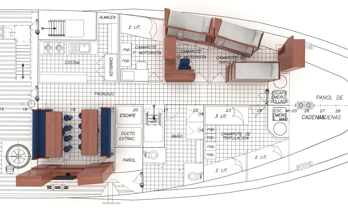 2D / 3D Space Planning