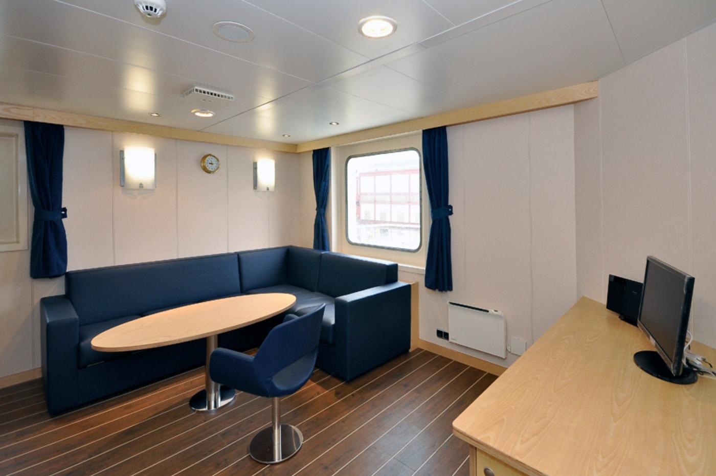Modular Cabin Units, Fire Rated Furniture
