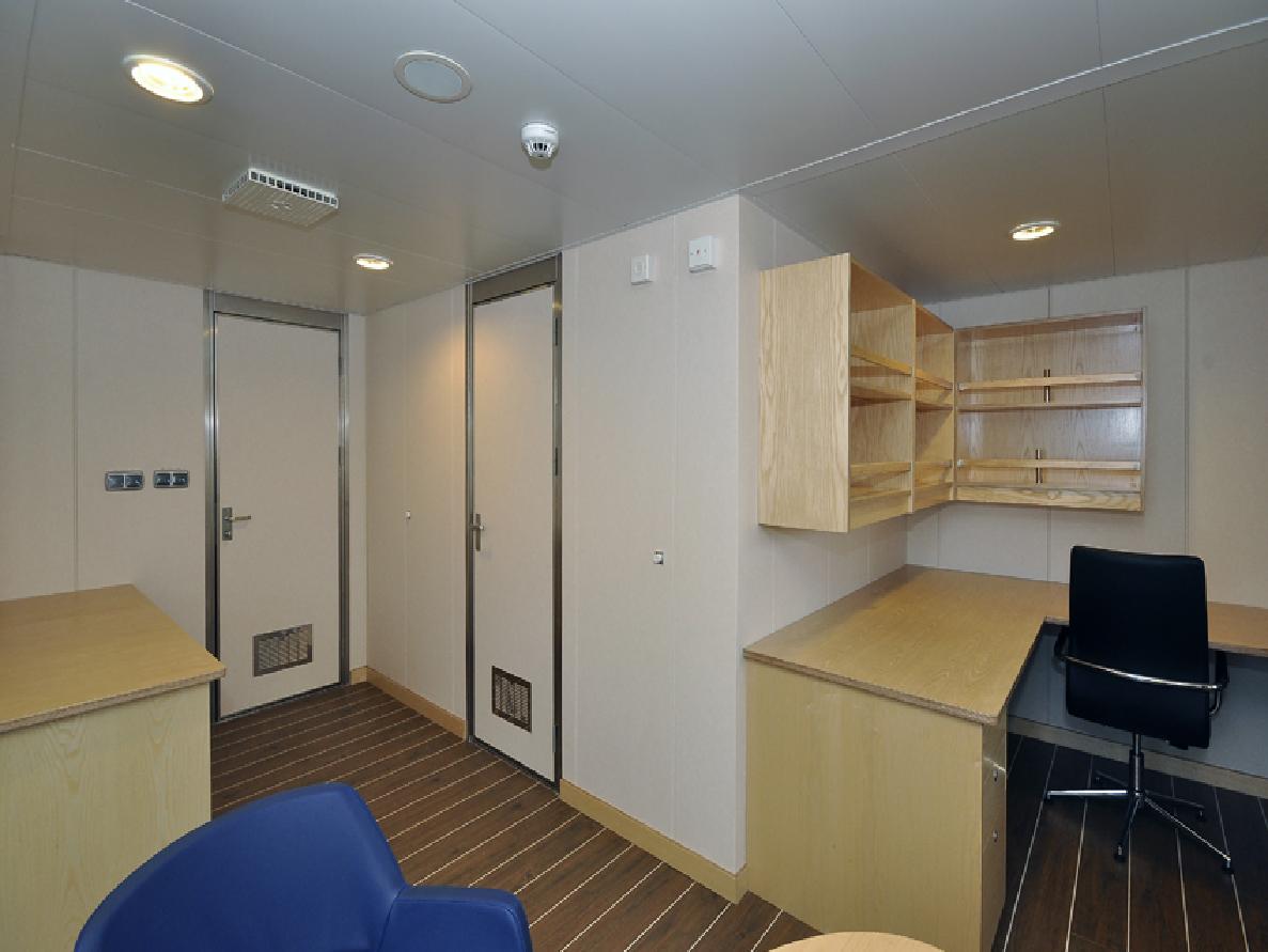 Modular Cabin Systems