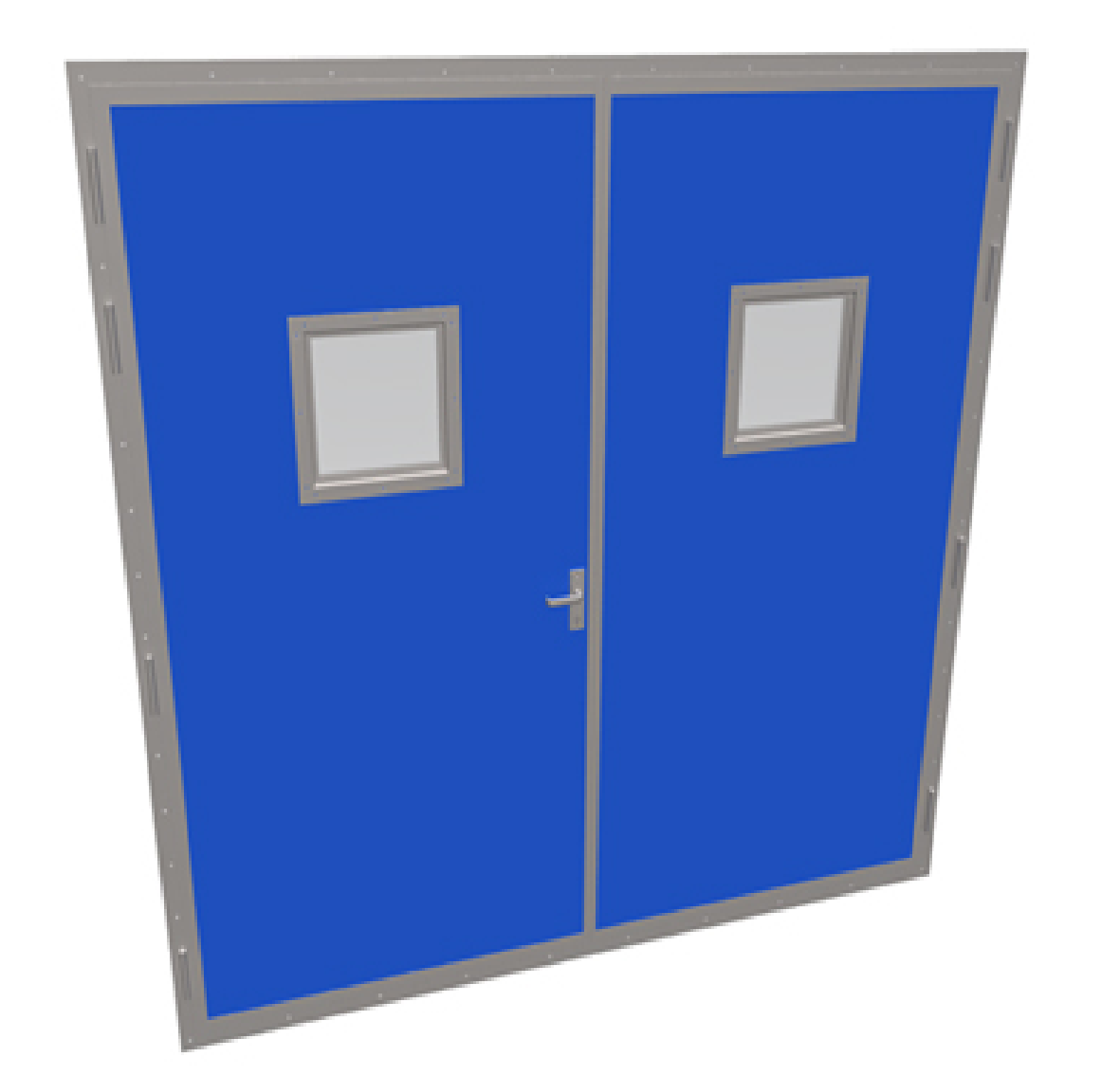 ISONELL B15 & A60 Double Fire Door (mv Chi Cheemaun)