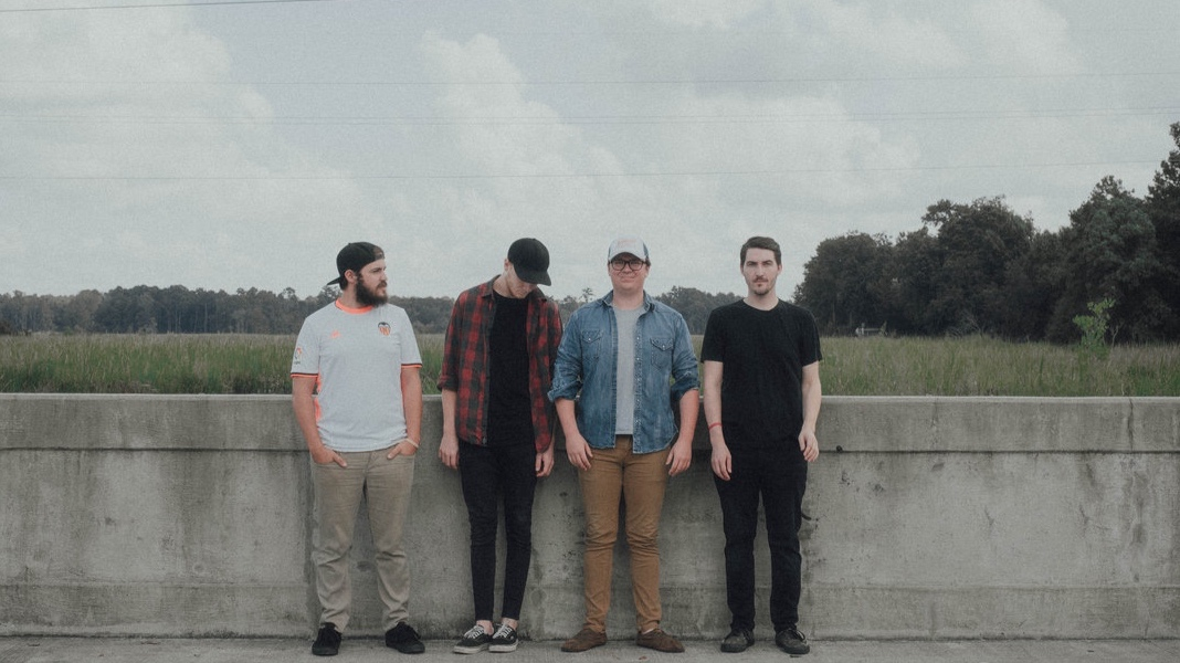 The Apartment Club - Just your typical locally owned Mom and Pop outfit from Spartanburg, SC.Vocals, Guitar / Acen HerronGuitar, Vocals / Jake BagwellBass, Vocals / Nathaniel KellyDrums, Vocals / Geoffrey Kelly
