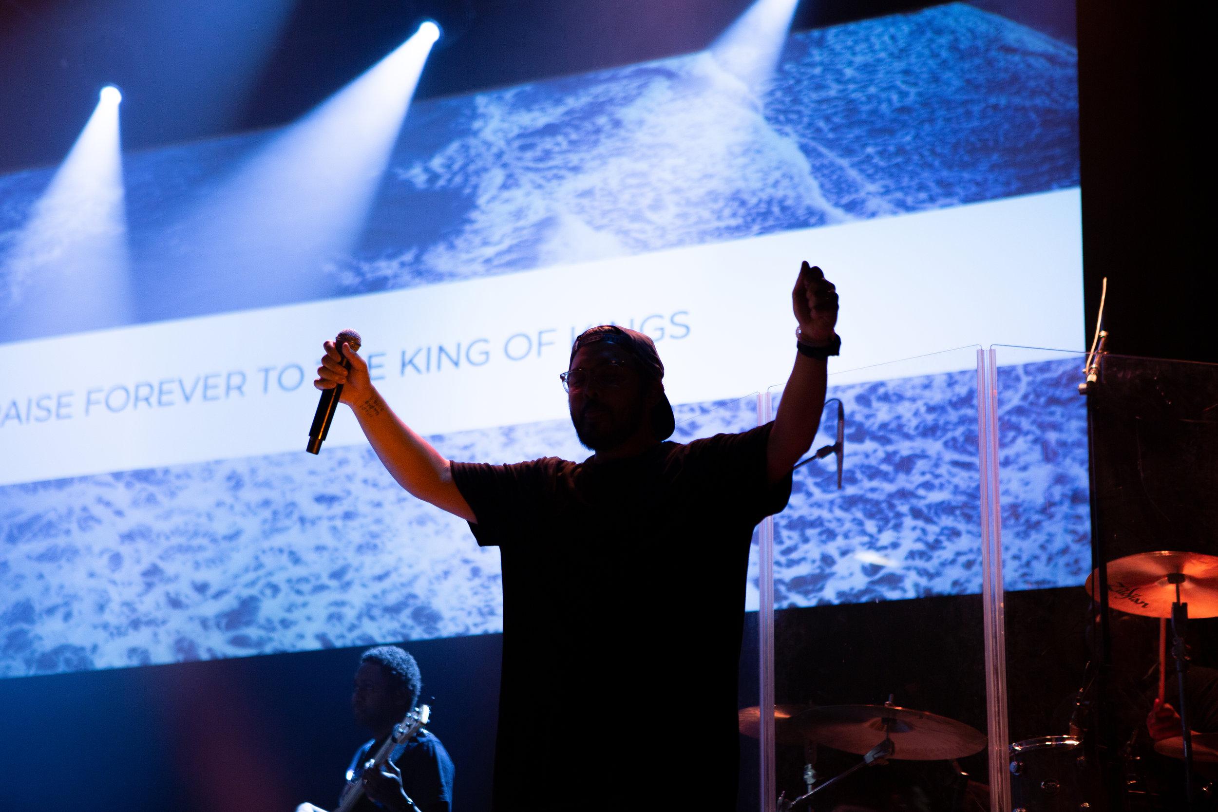 WORSHIP& PRAYER NIGHT -
