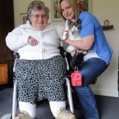 Derbyshire home support workers