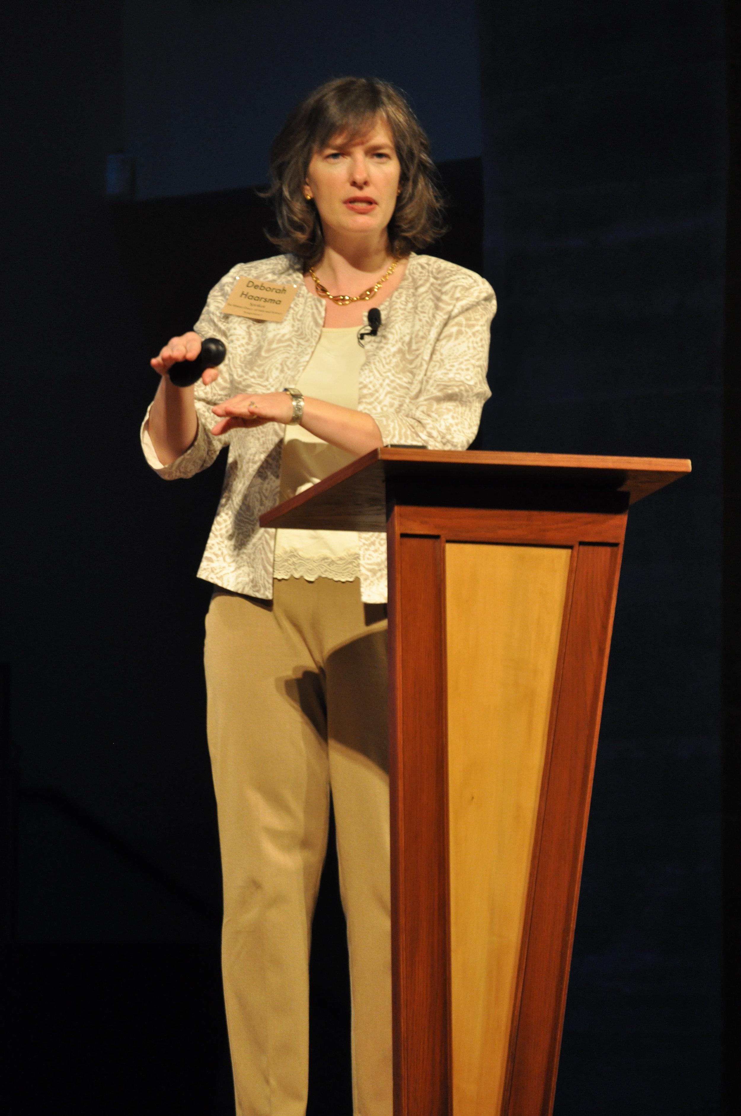 Deb Haarsma 2010.2.JPG