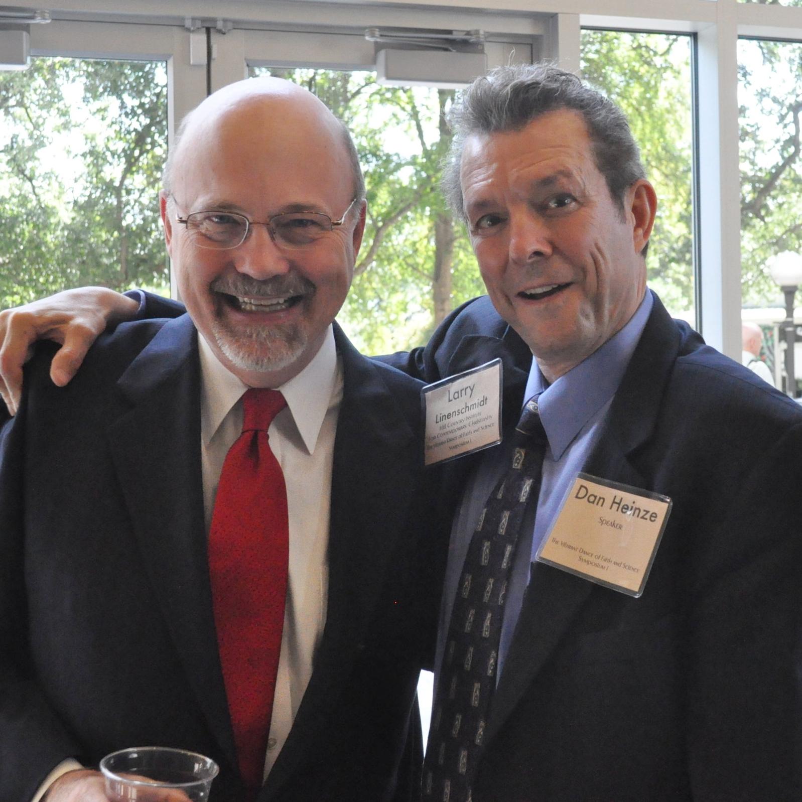 Dan and Larry_2010.JPG