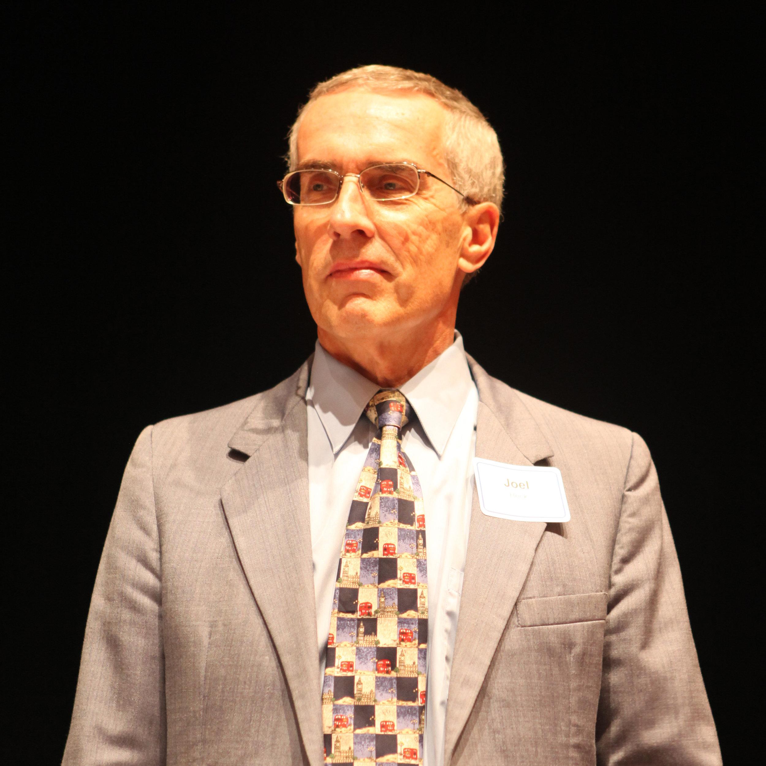 Joel Heck at CSL Conf 2013.JPG