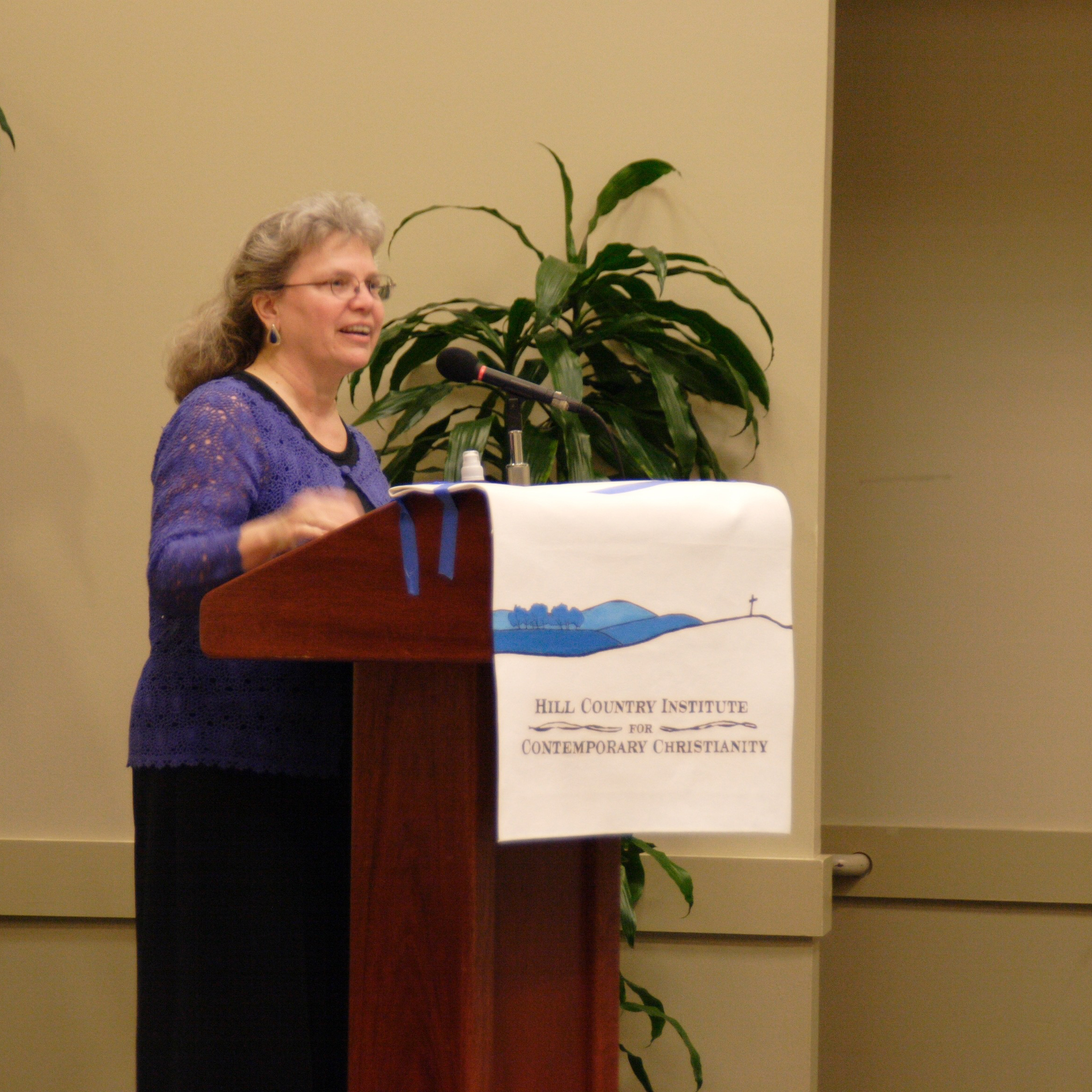 Frederica Mathewes-Green Speaking at TC Conference.jpg