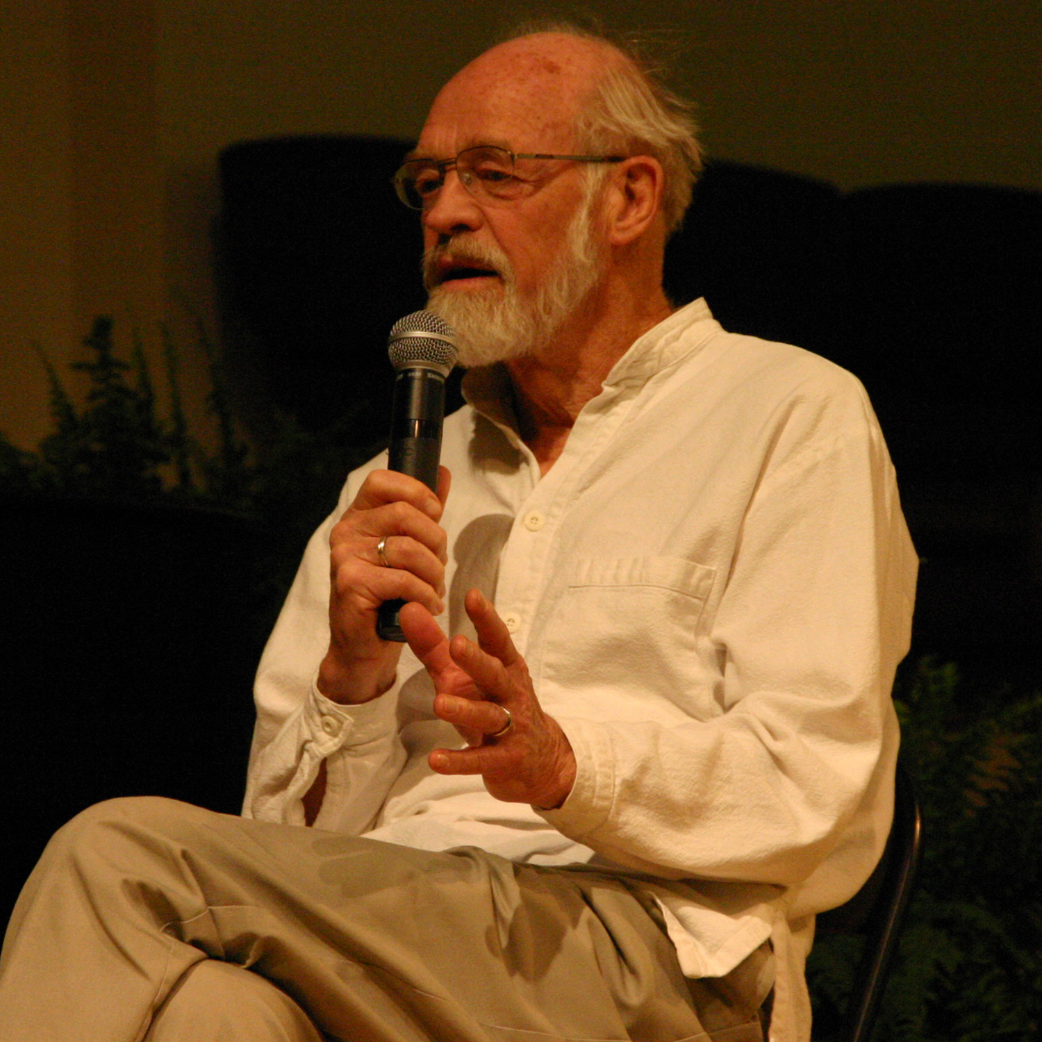 Eugene Peterson Speaking at Transforming Culture Conf.jpg