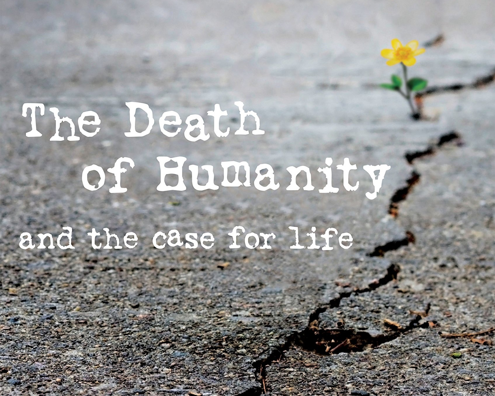 The Death of Humanity and the Case for Life - [2017, Austin, TX]Speaker: Dr. Richard WeikartThe long-held belief in the intrinsic value of human life is dying as the influence of our Christian cultural heritage is being eclipsed by the rising tide of secularism. In this presentation, Professor Weikart drew from his book of the same title to trace the rise of secular philosophies that have promoted the idea that humans are merely the chance outcome of impersonal forces and thus have no intrinsic purpose or value . . . These ideas have infiltrated our popular culture and our legal, educational, and legislature systems to the point where they devalue individual human life and deny objective morality.This event was cosponsored with The Lakeway Church of Austin.
