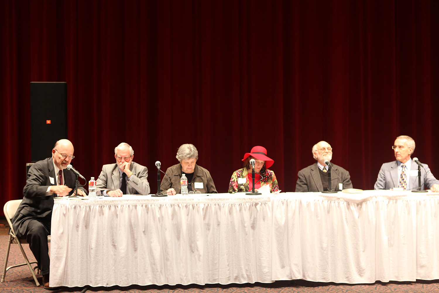 Panel Discussion_CS Lewis Conference 2013.JPG
