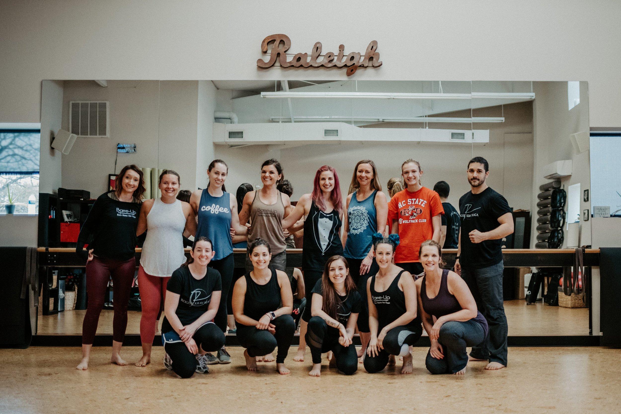 mefirst women's self defense seminar Raleigh nc
