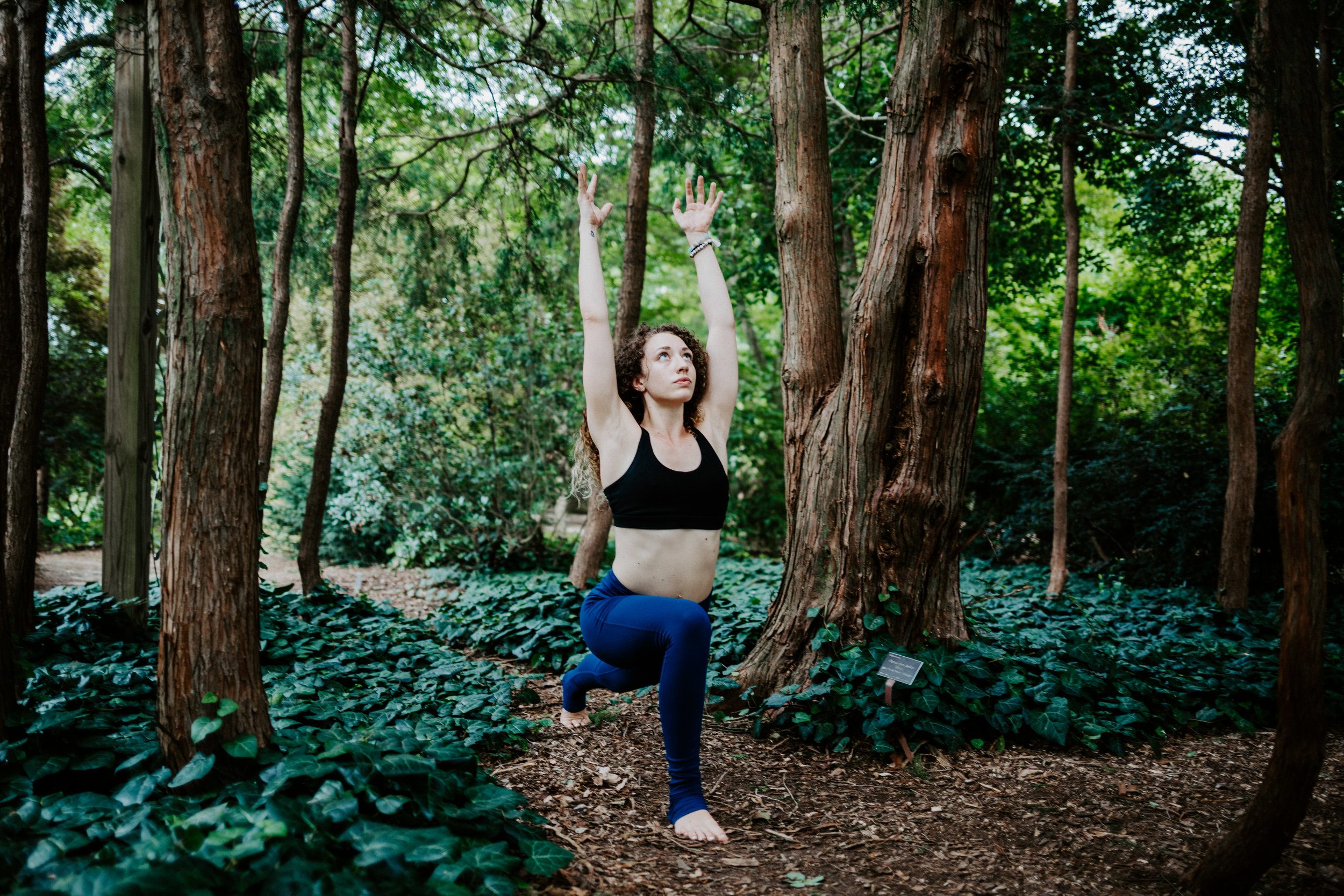 maddie s. - CERTIFIED YOGA INSTRUCTOR - Asheville Yoga Center (from July 2019)