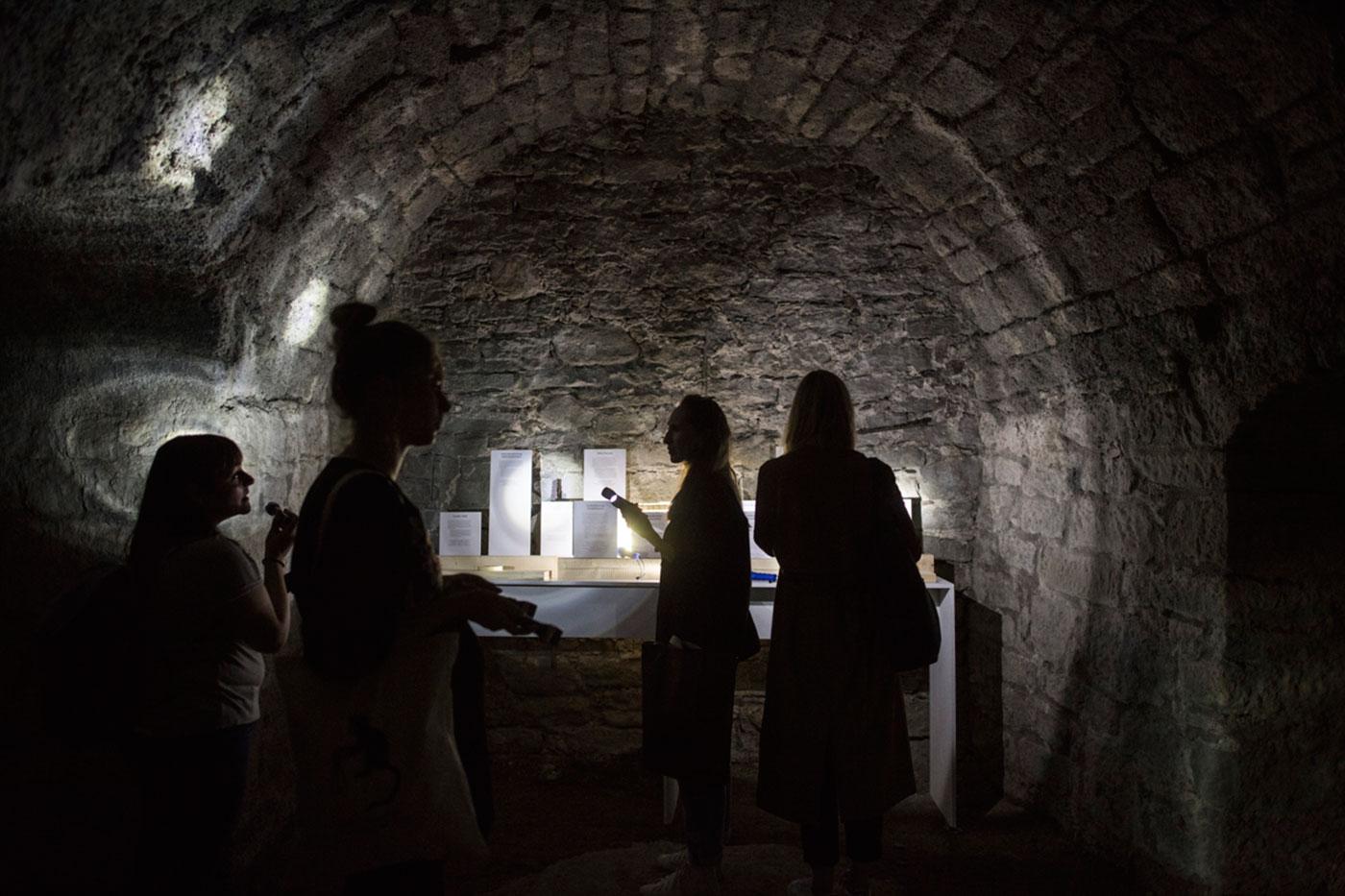 Design Biennale Zürich 2017, Archäologie der Zukunft, Design Biennale Team (Foto: Keystone, Ennio Leanza 2017)