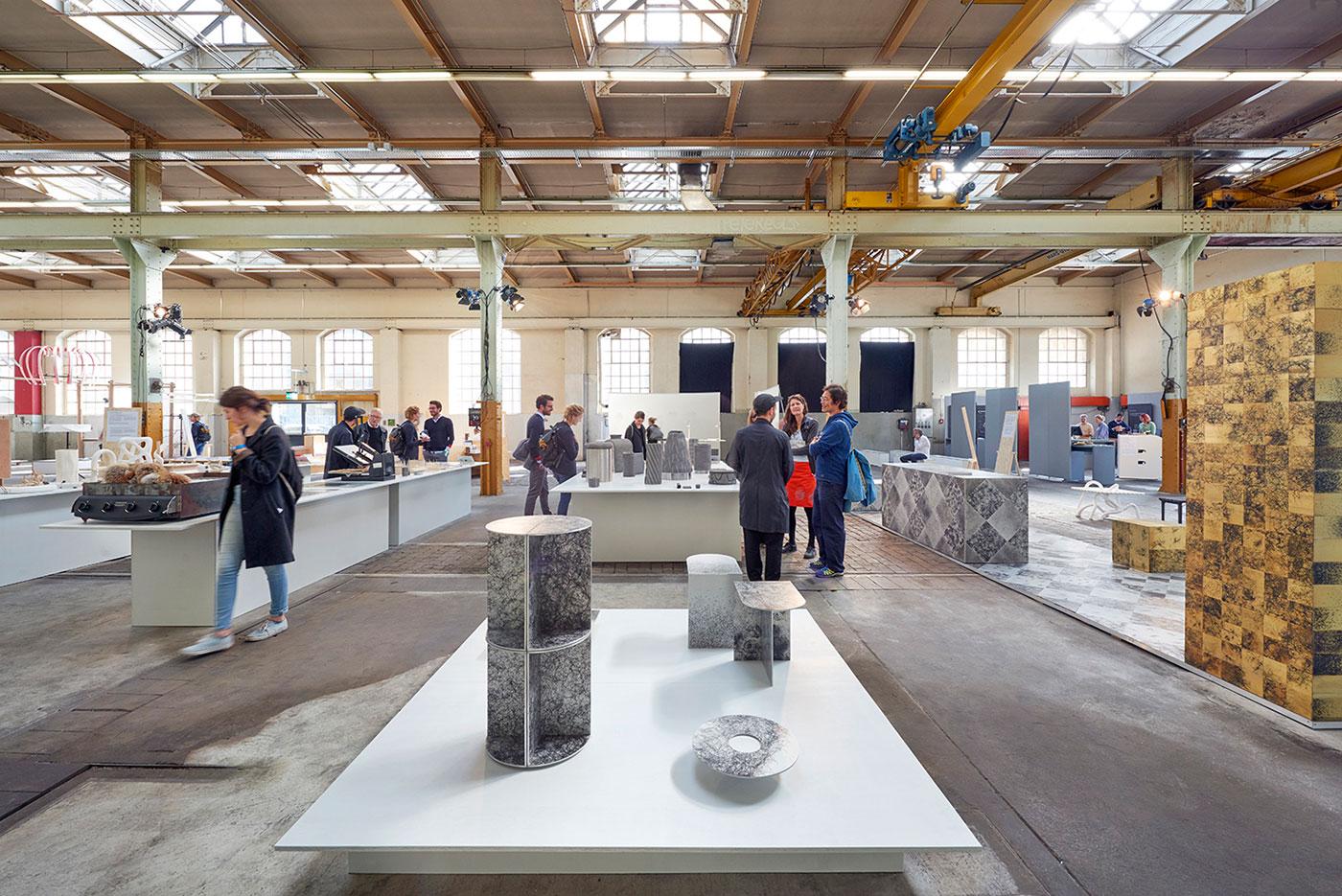 Design Biennale Zürich 2017, Grenzerfahrungen, Fabio Hendry/Studio Ilio (Foto: Luca Zanier)