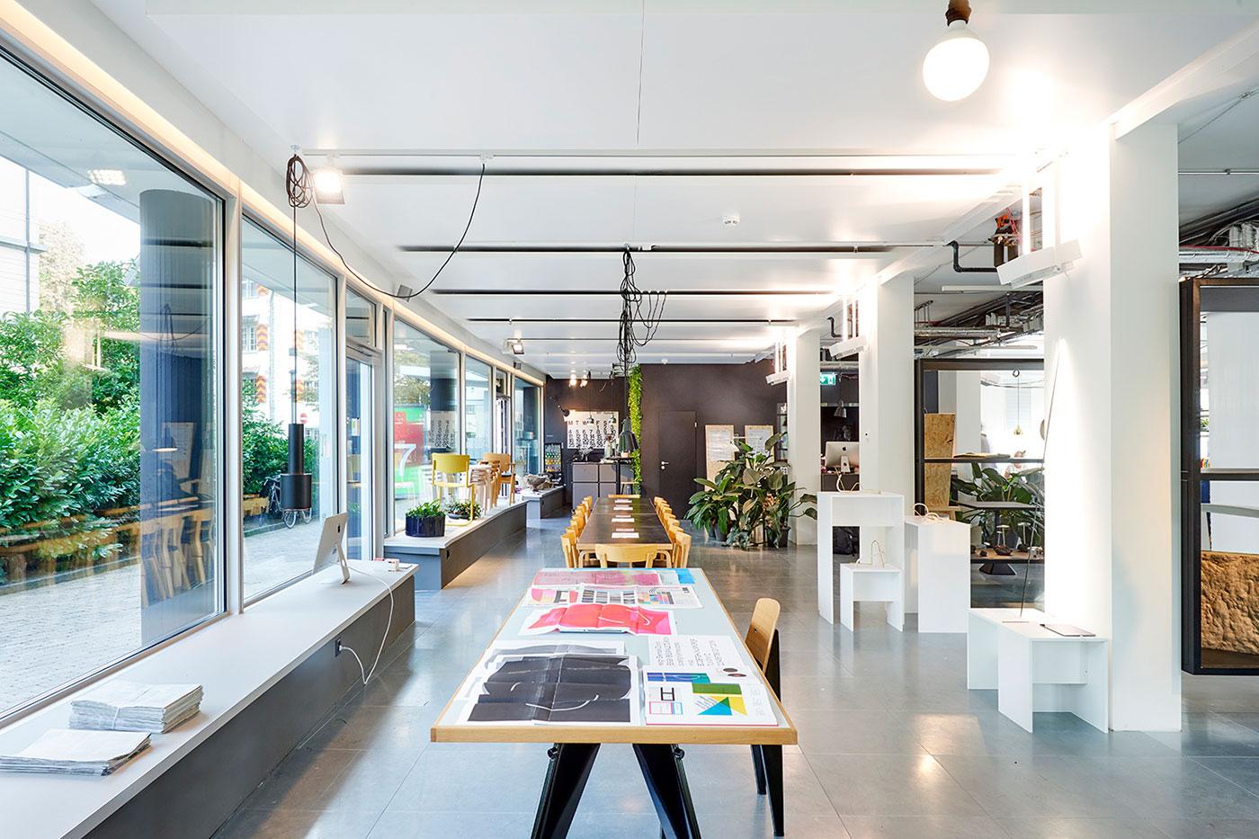 Design Biennale Zürich 2017, ISOnewspaper26v4, Jaques Borel & Guillaume Mojon (Foto: Luca Zanier)