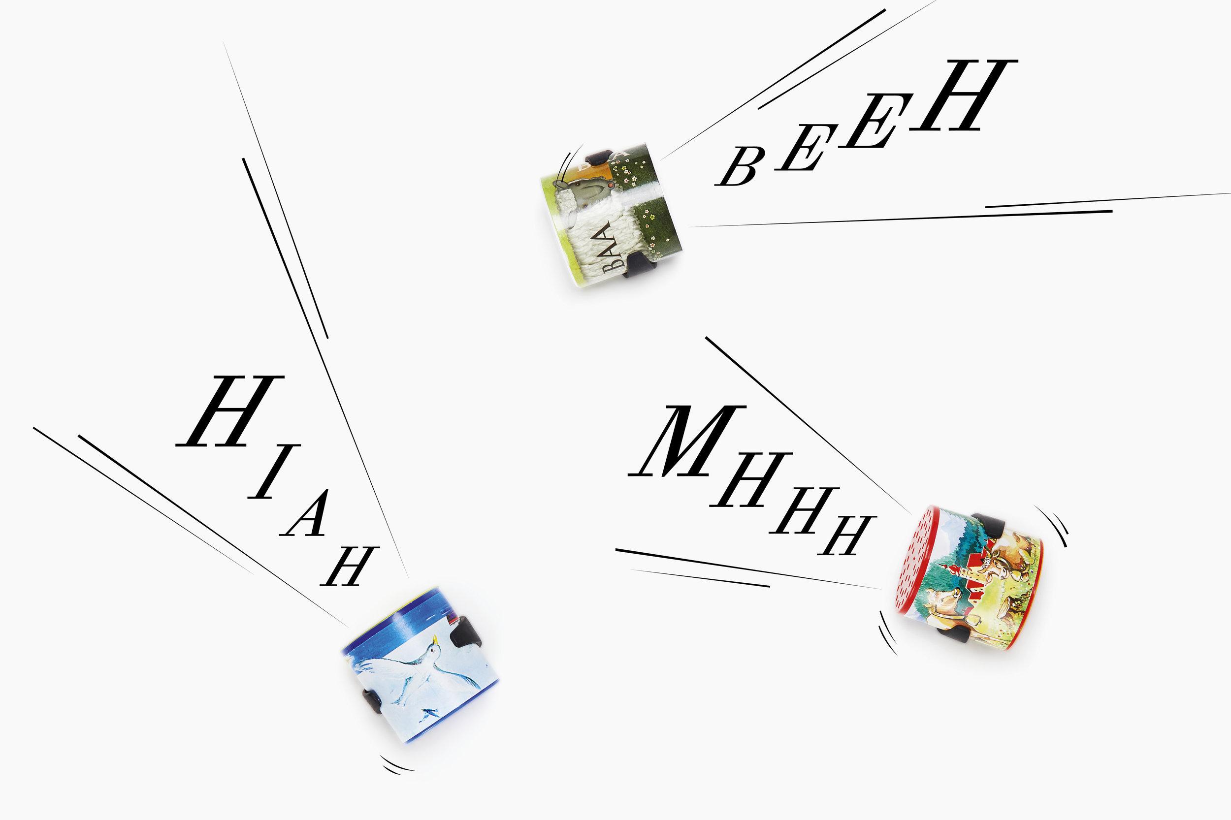 MHHHH, ECAL/Marina Kotter & Alan Schöpfer, Image: ECAL/Calypso Mahieu & Bilal Sebei