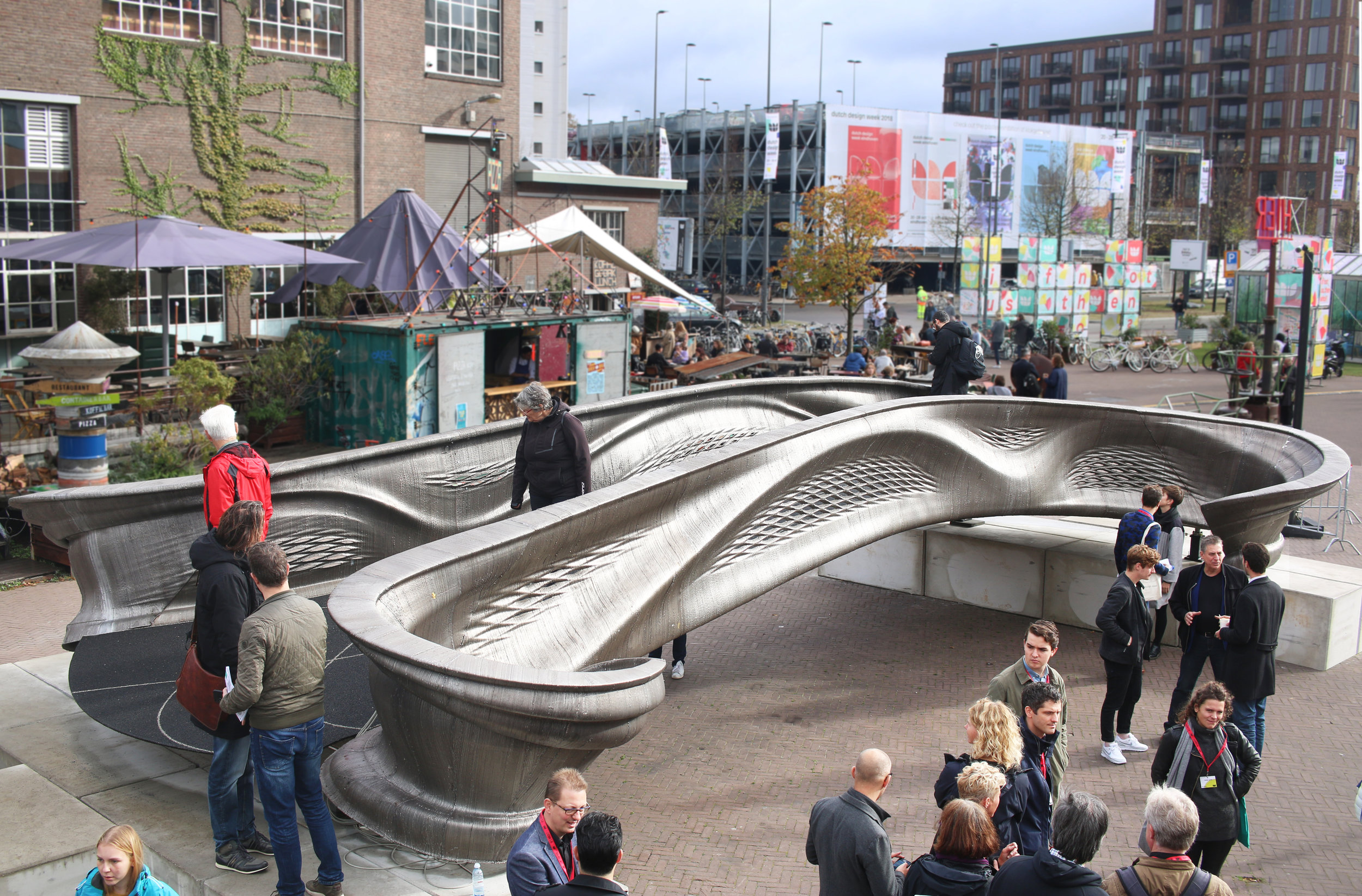 MX3D Printed Bridge at DDW by Tim Geurtjens.jpg