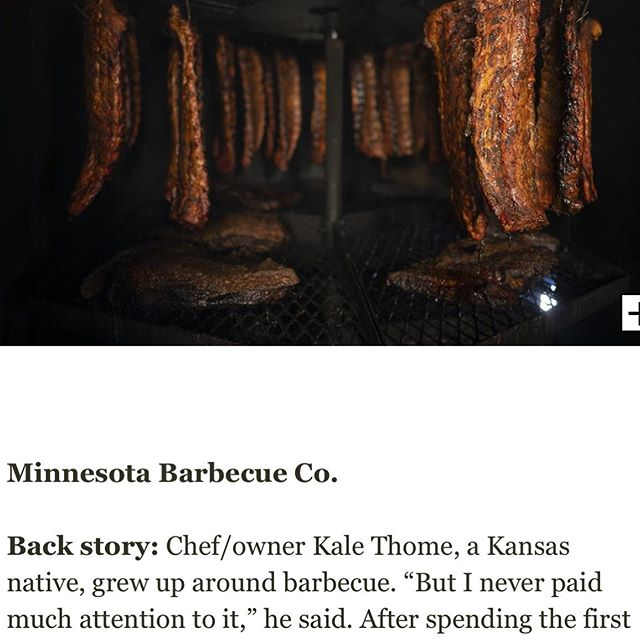 Check out our write up in @startribune. Link in bio.
