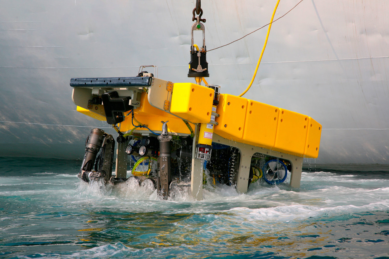 ROV fra Saga Subsea