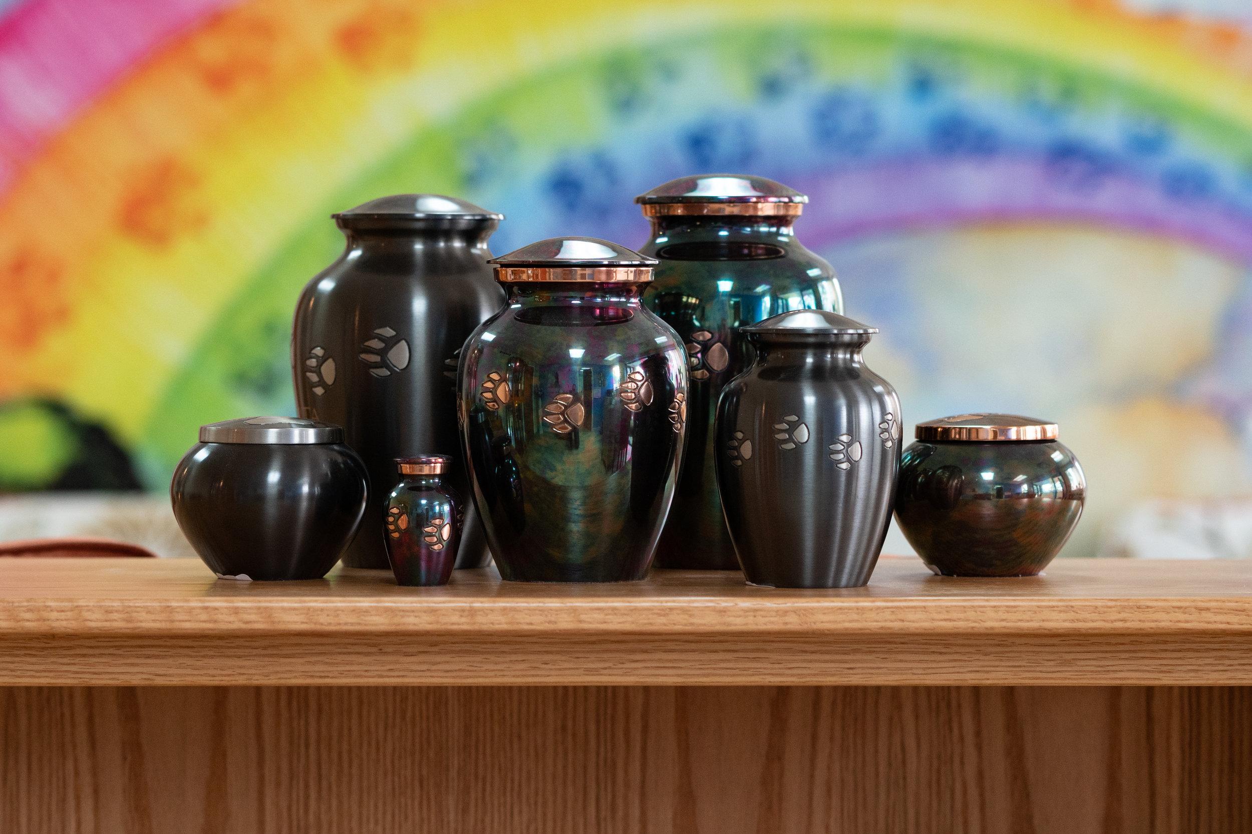 Paw Print Vase