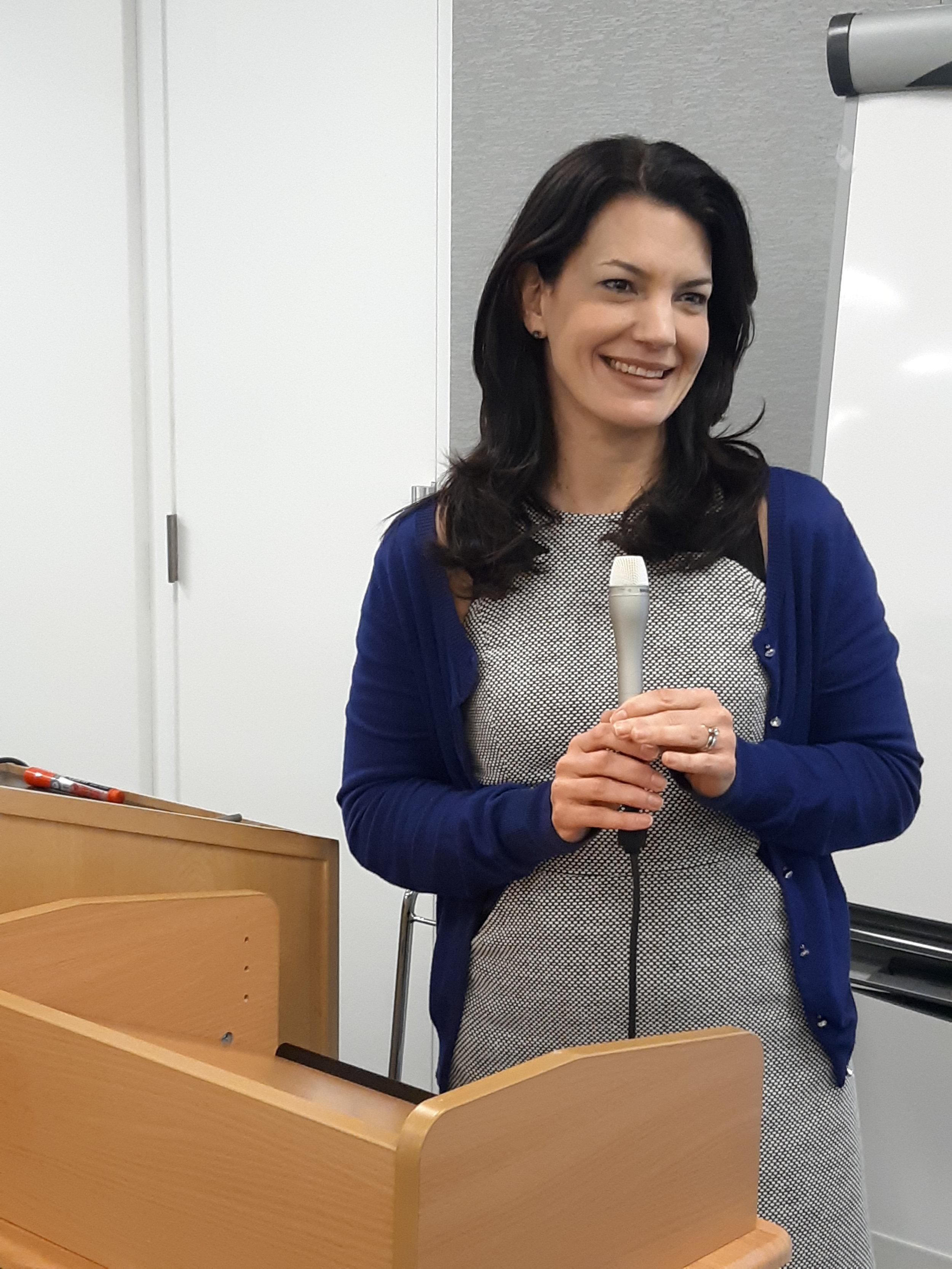 Dr. Ana M. Rodriguez, Ph.D.