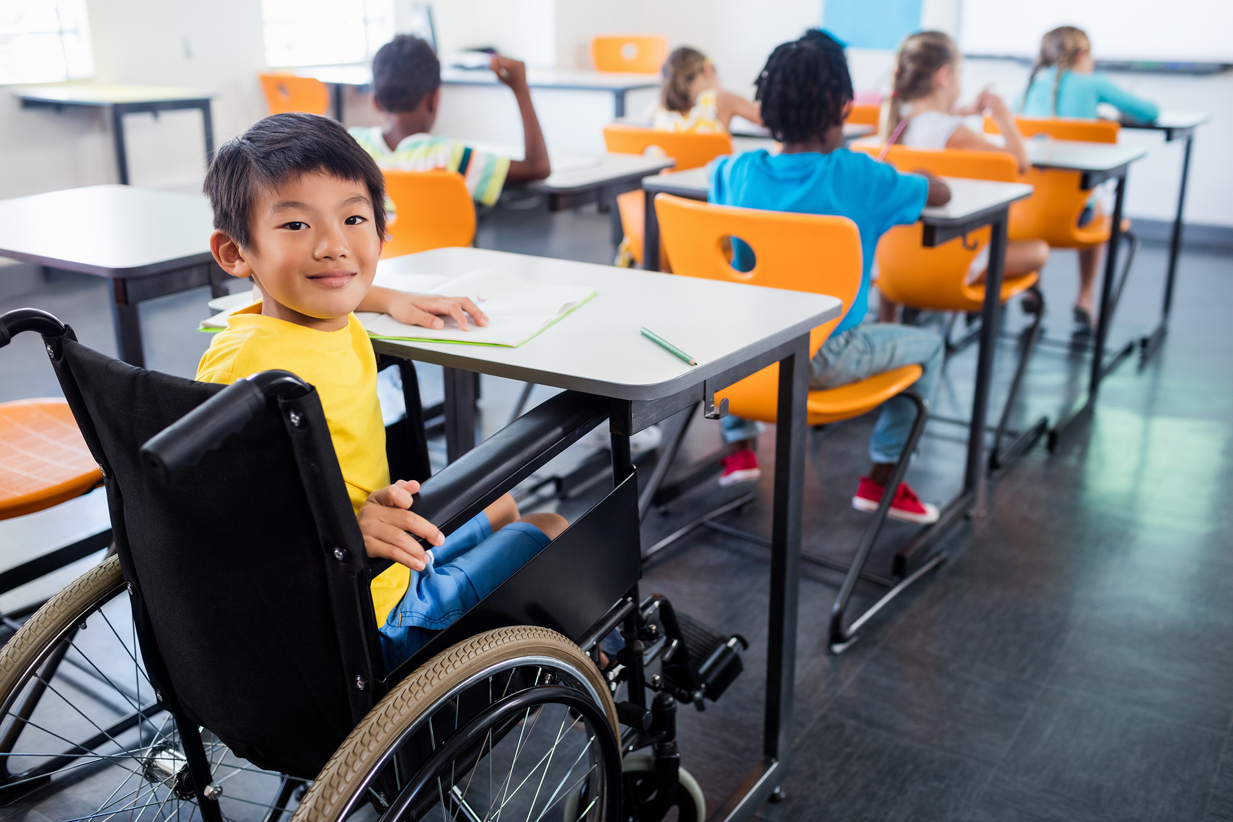 Now you can… - Assistive Technology for all.