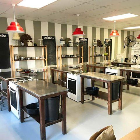 La Petite Patisserie classroom 2014 - 2018
