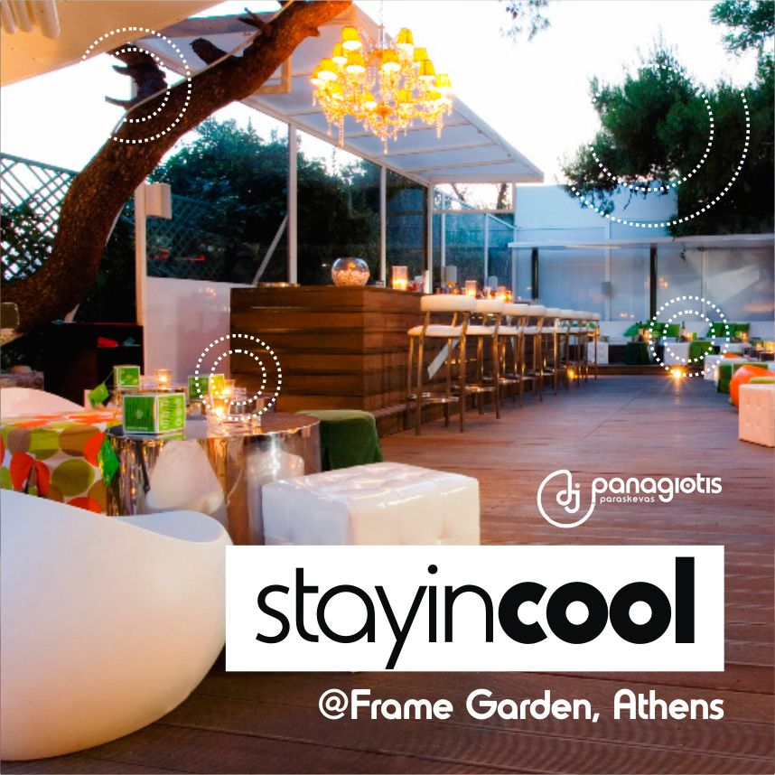 Stayin Cool @ Frame Garden