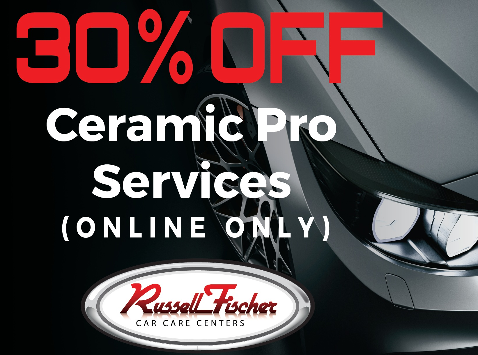 Shop Our Ceramic Pro Sale -