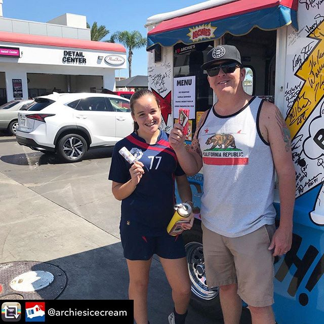 Repost from @archiesicecream using @RepostRegramApp - Get your car washed and FREE ice cream! Whaaaat?!!! Yep, going on today at all four Russell Fischer Car Care Center locations 💦🚘🍦 San Clemente and 3 locations in Huntington Beach @russellfischercarcare #archiesicecream #catering #sanclemente #huntingtonbeach #carwash #free