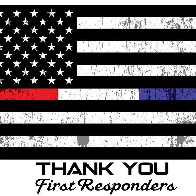 We are providing #FREE car washes to all #FirstResponders (#Police, #Firefighters, #Paramedics, & #EMT's) this Wednesday, 9/11. The FREE washes are given to honor and recognize everyday Heroes. We thank you for your service! Link in bio for more info 👆
