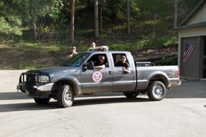 4352   Crew Hauler / Utility Vehicle