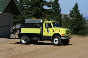 4332   Type 3 – Wildland / Urban Interface Engine   1,000 gallon capacity 750 gpm pump rating