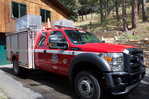 4322   Type 6 – Medical / Rescue Vehicle   250 gallon capacity 250 gpm pump rating
