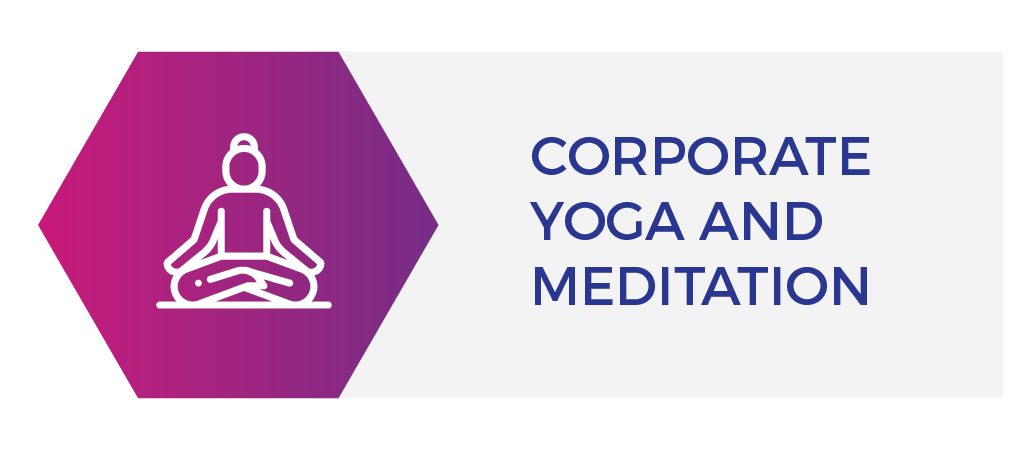 Interactive yoga and meditation sessions for various workplace and community settings