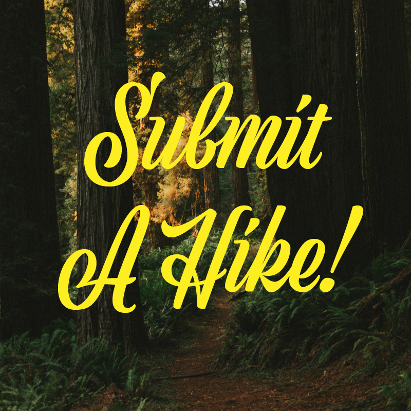 Submit a hike for ladyhikers