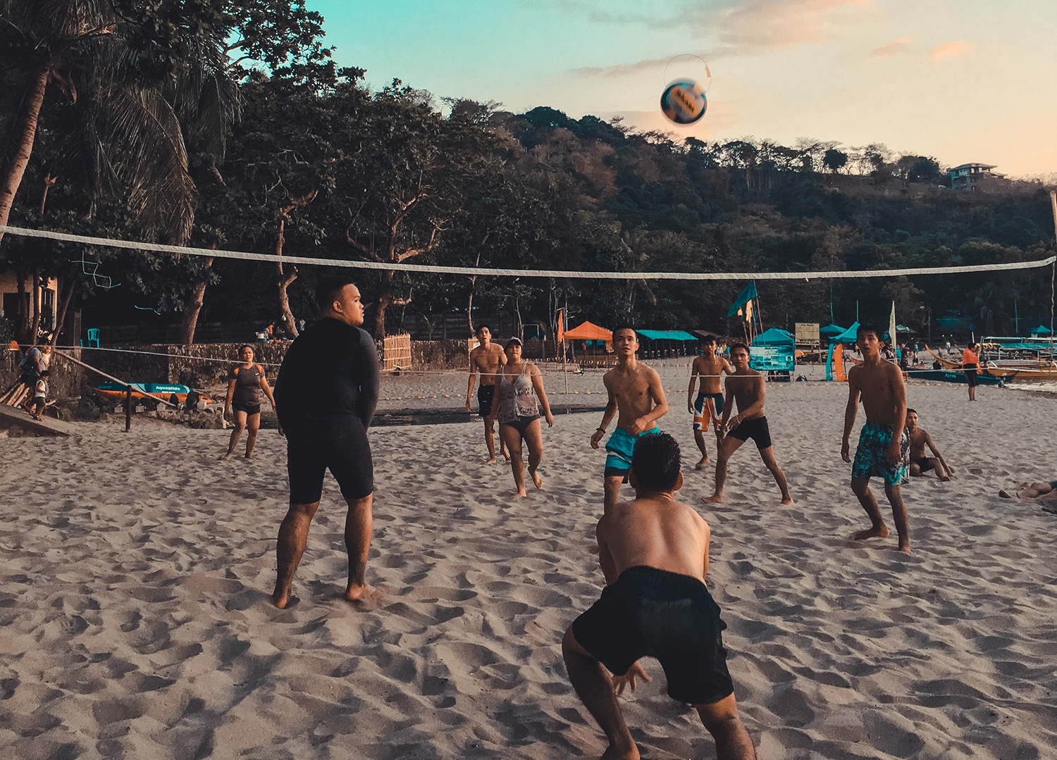 The kids can get their sports on this week at Alamitos Beach.
