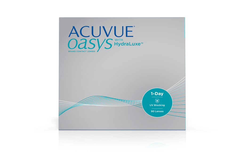 UV Protecting Contacts - ACUVUE*