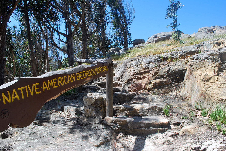 Morro Bay State Park hiking up Chumash.JPG