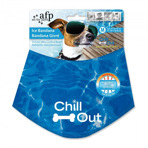 Heatstroke - All for Paws Cooling Bandana