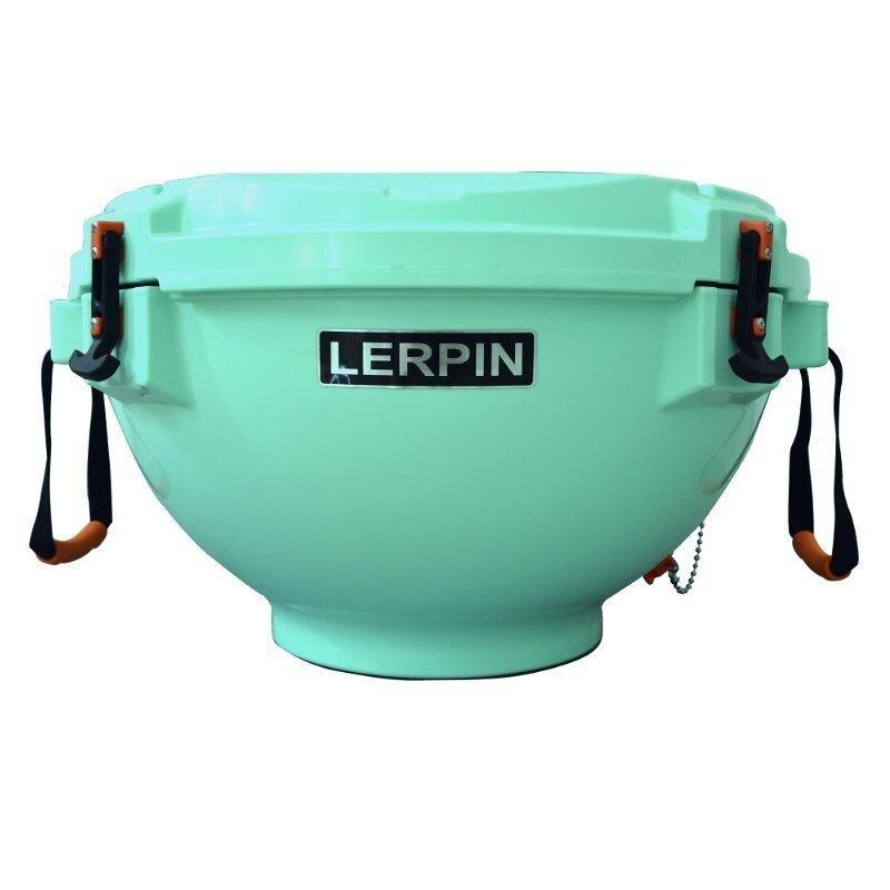 Lerpin 50 Quart (Qt) Ball Cooler