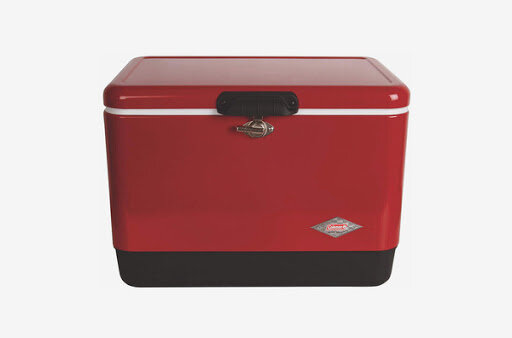 Coleman Stainless-Steel Cooler