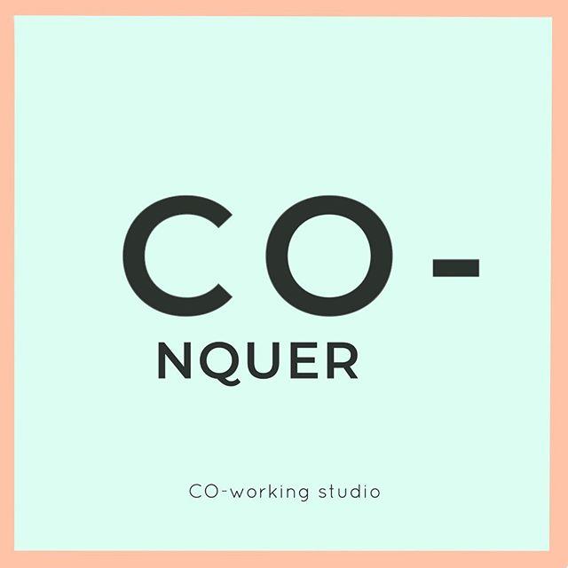 Join us at CO-! ✨ • • •  #coworkingridgewood #coworkingstudio #bushridge #conquernyc #wordoftheday📖 #coworknyc #ridgewoodqueens