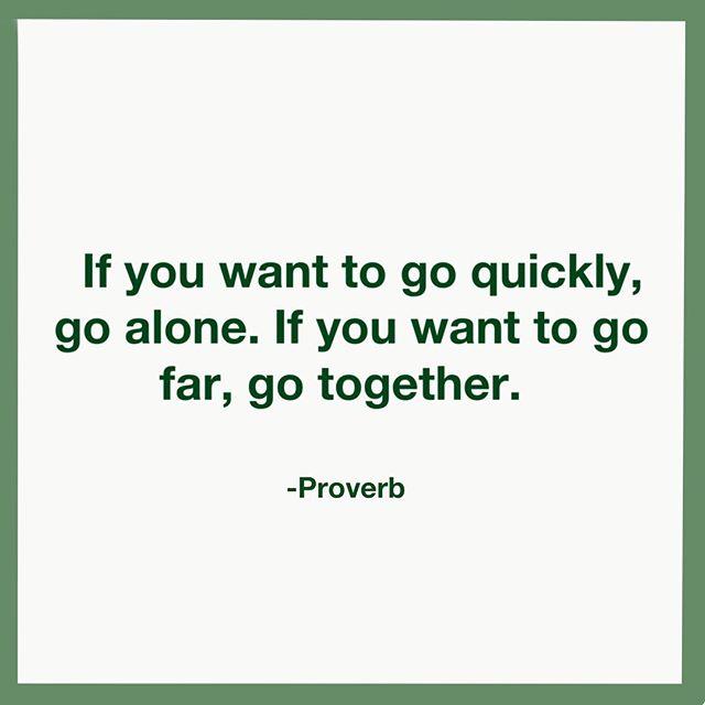 ✨✨ • • •  #coworkingridgewood #CO #coworkingstudio #bushridge #gofargotogether #proverb #ridgewoodqueens #coworkingnyc