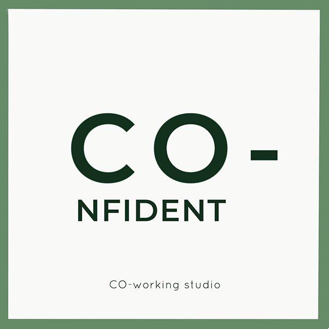 Whatever you do, do it with confidence ✨✨ • • •  #coworkingridgewood #coworkingstudio #co #confidenceboost #confidenceiskey🔑 #ridgewoodqueens #ridgewoodbrooklyn #bushridge