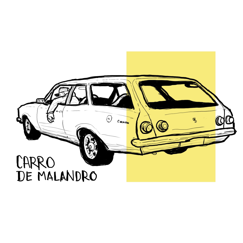 Carro de Malandro – Tribo da Periferia