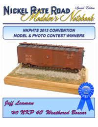 2013 Convention Contest Winners